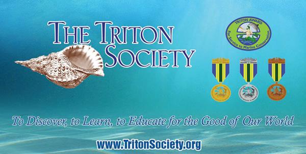 Triton Society Banner